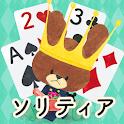 くまのがっこう ソリティア【公式アプリ】無料トランプゲーム icon
