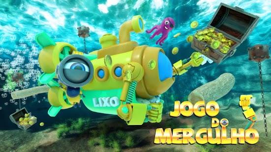 Marcus Souza Jogo do Mergulho - náhled