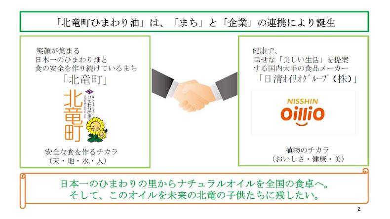 東郷さんの油の話