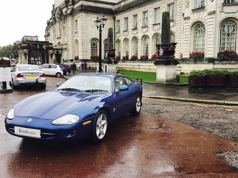 Jaguar Xk8 Hire London