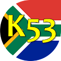 K53 Learners & Licence RSA icon