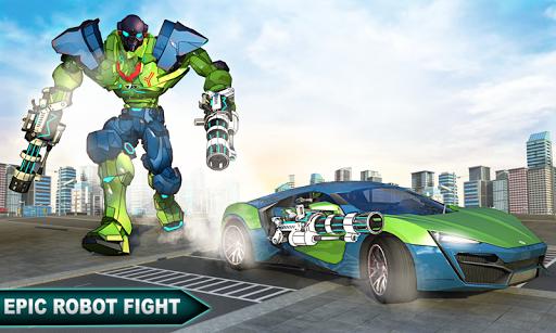 Incredible Monster Robot Hero Crime Shooting Game apkdebit screenshots 3