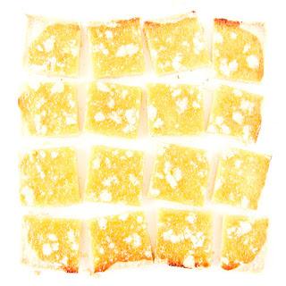 Lemon Shortbread Squares.