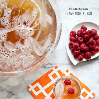 Champagne Punch Recipes