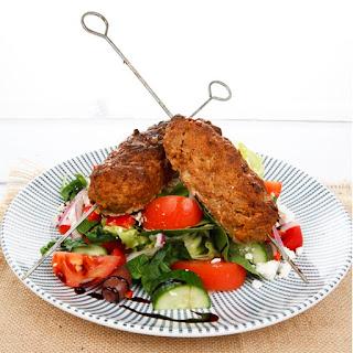Low Calorie Greek Salad.