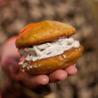 Spicy Pumpkin Whoopie Pies