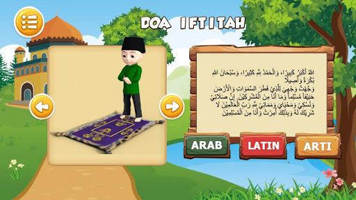 Belajar Sholat + Suara 1.0.0 screenshots 3