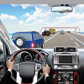 Highway Prado Racing Game