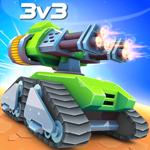 Tanks A Lot! - Realtime Multiplayer Battle Arena 2.27