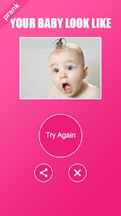 Your Future Baby (Prank) screenshot