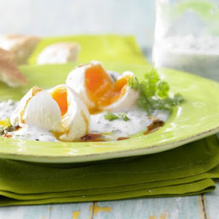 Poached Eggs.