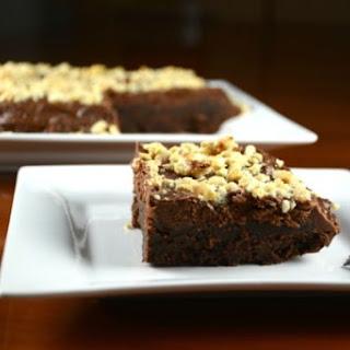 Nutty Fudgey Brownies.