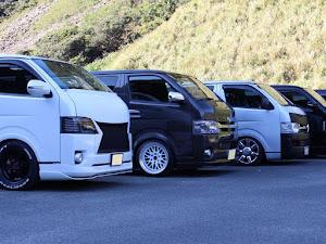 ハイエースワゴン TRH219W 令和元年 ワゴンGL 4WDのカスタム事例画像 Naoyaさんの2020年10月26日06:43の投稿