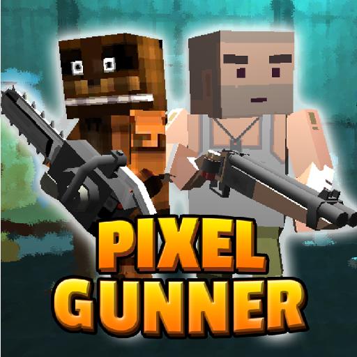 Pixel Z Gunner 3D - Battle Survival Fps Icon