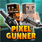 Pixel Z Gunner 3D - Battle Survival Fps 4.3
