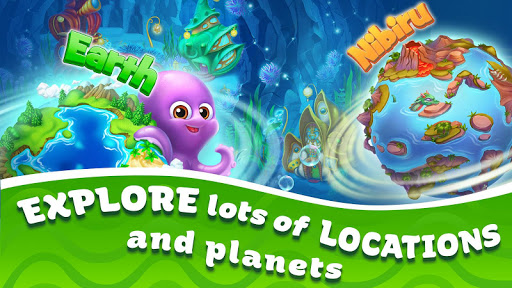 Seascapes : Trito's Match 3 Adventure 2.6 screenshots 13