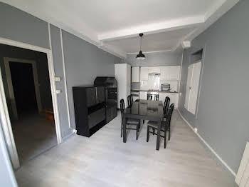 Maison meublée 3 pièces 64 m2