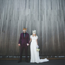 Wedding photographer Sebastian Felisiak (artweddingphoto). Photo of 08.09.2014