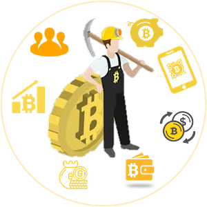 Bitcoin Robot Mining APK Download for Android