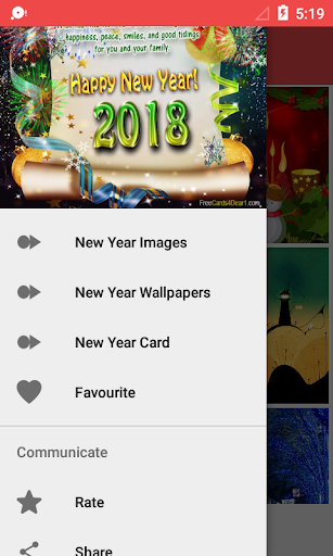 Happy New Year Wallpaper 2019 1.0.1 screenshots 2