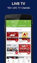nexGTv Live TV News Cricket screenshot thumbnail