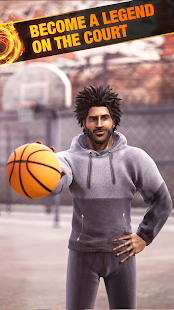 Baller Legends Basketball- screenshot thumbnail