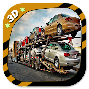 Car Transport Truck 3D for PC and MAC