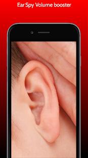 Ear Spy Volume Booster Free - náhled