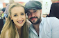 Catherine Tyldesley reunited with Shayne Ward