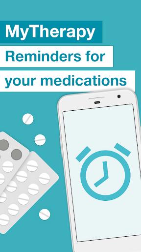 Medication Reminder & Pill Tracker  screenshots 1