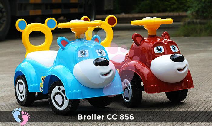 Xe chòi chân cho bé Broller CC-856 3