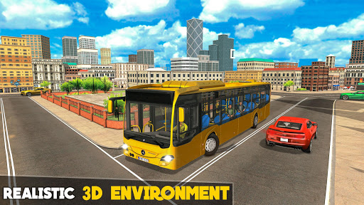 Tourist City Bus Simulator: Coach Driver 2020 ud83dude8d android2mod screenshots 2
