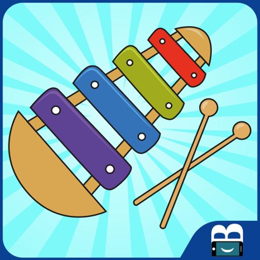 儿童乐器 教育 App LOGO-硬是要APP