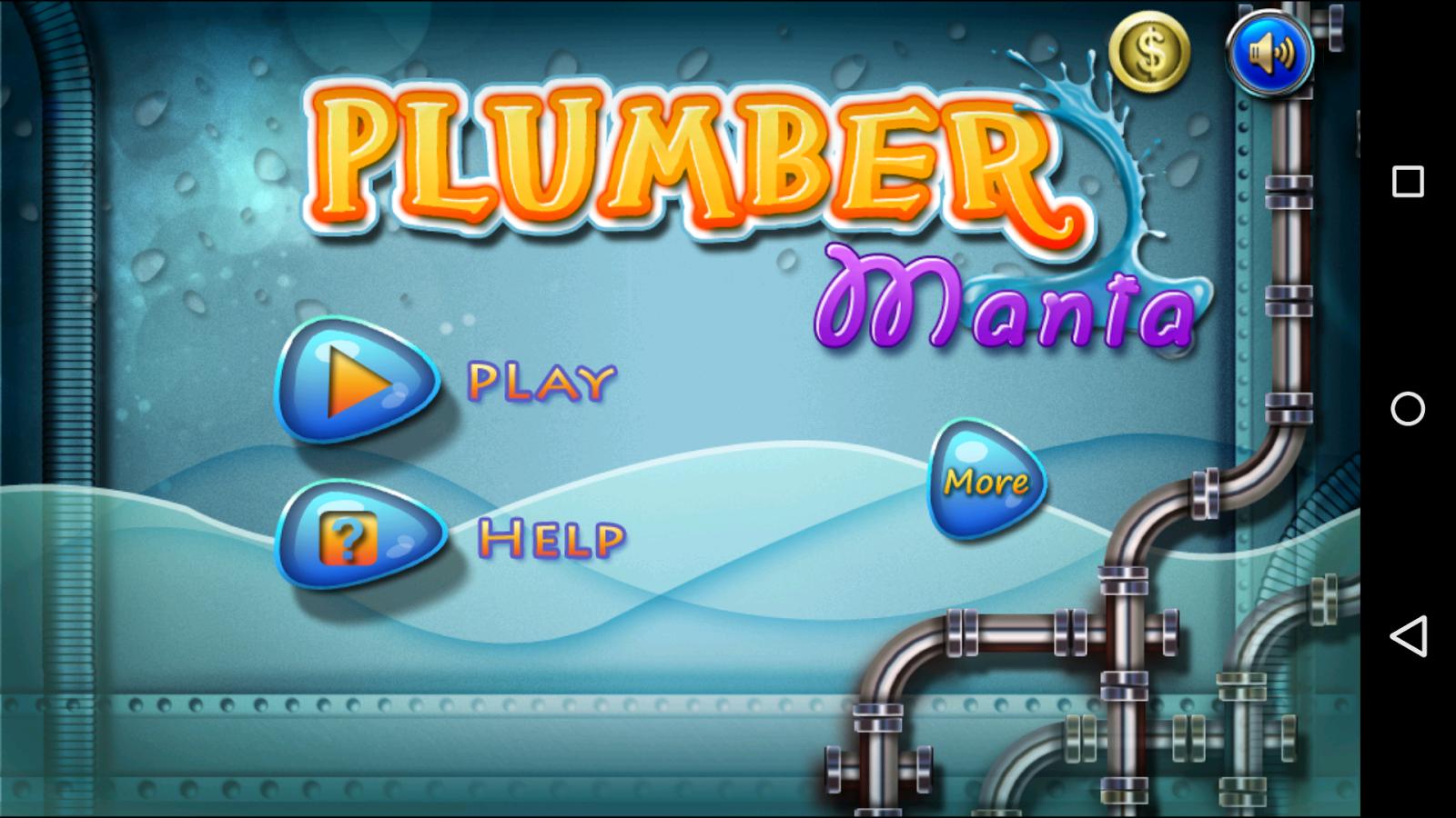 Plumber Mania- screenshot
