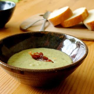 BCB Soup {Broccoli, Cheddar, Bacon}