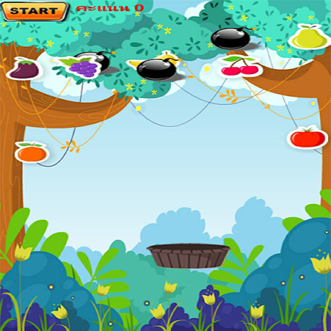 android ITBRU_FruitsFall Screenshot 2