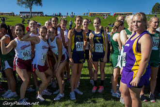 Photo: JV Girls 44th Annual Richland Cross Country Invitational  Buy Photo: http://photos.garypaulson.net/p110807297/e46cef850