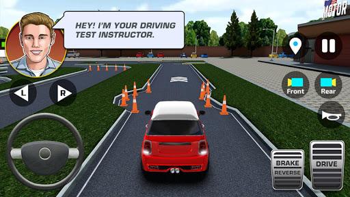 Car Driving & Parking School  screenshots 1