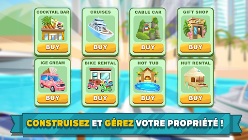 Holyday City Tycoon: Idle Resource Management  captures d'écran 2