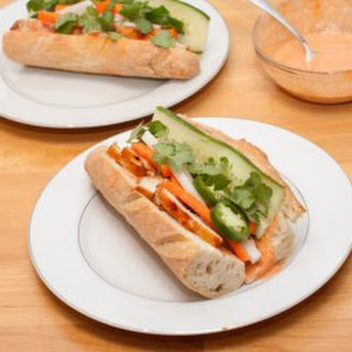 Chicken Banh Mi From Scratch