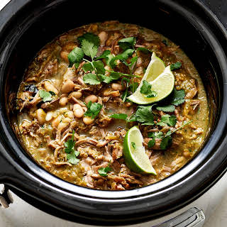 How To Make Slow Cooker Chili Verde.