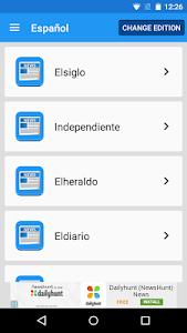 Argentina Newspapers screenshot 1