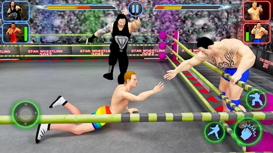World Tag Team Stars Wrestling Revolution 2018 Pro 1