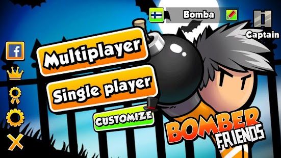Bomber Friends(Unlock Skins)
