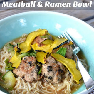 Ramen Noodle Bowl Recipes