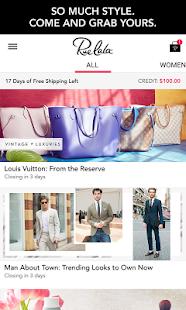 Rue La La-Shop Designer Brands- screenshot thumbnail