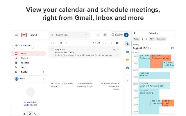 meetingbird calendar and scheduling chrome web store