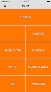COMICS - Flohmarkt und Service screenshot 0
