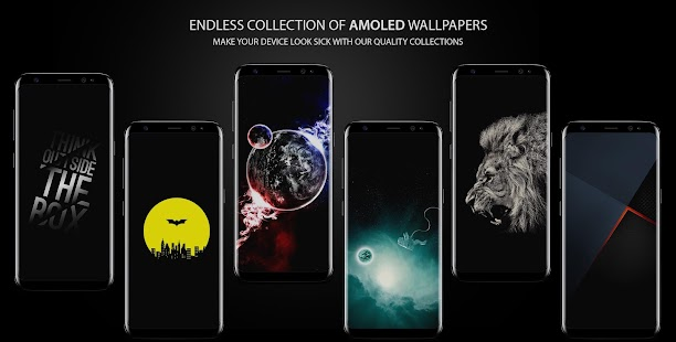 AMOLED Wallpapers- screenshot thumbnail