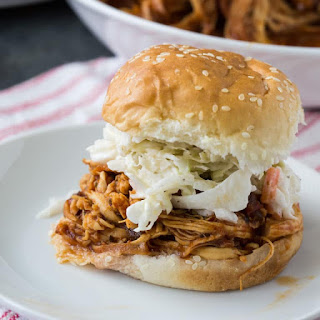 Crock Pot Chipotle Pulled Chicken.